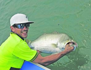 February heralds the start of the barra season and waterways on the east coast will once again abound with anglers targeting the famous sportfish.