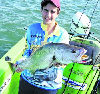 This green machine has been a part of some memorable catches for many people.