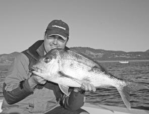 It's time to target big snapper on soft plastics in the shallows. There are plenty of spots around Port Stephens.