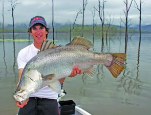 Daniel Grech delivered another solid performance at Teemburra, fishing Transams and X-Raps to secure second place.