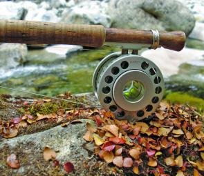 Flyfishing is the author's passion, but other methods have worked well this season.