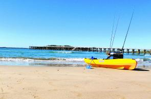 The harbour is the gateway to the offshore grounds of the Coffs Coast, and the northern corner of Jetty Beach can be a great launching spot for kayakers. The boat ramp is unfortunately the only option for boaties who don't want to beach launch or risk a r