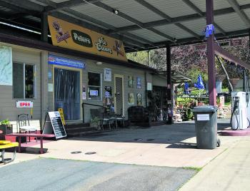 Burrinjuck General Store has all the essentials and a few luxuries we all need at times.