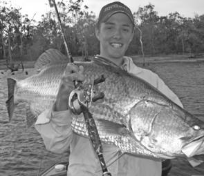 Tinaroo is known for its tough fish but again the Taylor boys found a pattern that worked to win the event.