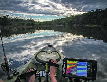 The Betka River, a pristine waterway perfectly suited to kayak angling. Photo courtesy of Darren Weda.