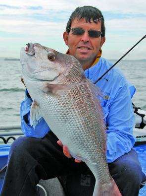 Mud Island consistently produces quality snapper.