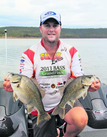 Michael Thompson was the runner-up in the boater division.