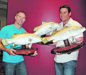 The Boof Brothers, Dan and Steve, clinched the coveted title with 60 barra for a total of 40,920 points.