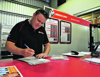 As a Premier Mercury Dealer Brisbane Marine have the experience and technical skills to handle all your Mercury servicing needs.