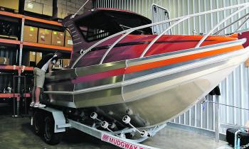 Brisbane Marine are now Queensland's only distributor of Profile Boats from New Zealand.