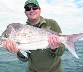 It's nearly time to chase a few snapper in the bay.