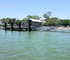 Military Jetty at Bribie Island is one of the best land-based positions for targeting fish. Just get up early and beat the crowds.