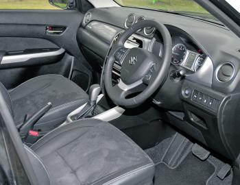Large comfortable seats, ample head and leg room are features that Vitara owners will appreciate.