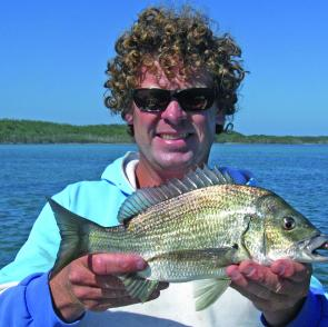 Winter on Bemm River means black bream of this magnificent quality.