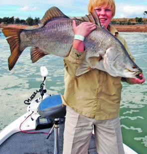 Trophy fish are still available but time and a lot of persistence are required.