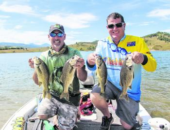 Non-boater champion Tony Neal shared a boat with current BASS Pro Grand Final Champion Peter Phelps on his way to victory.