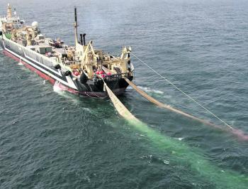 Supertrawlers are currently the focus of huge controversy among fishing groups.