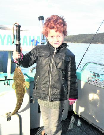 Kids love catching fish, and flathead are a great species to start with.