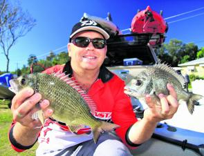 Queensland's Nick Meredith was the most consistent at the Tweed catching his 3-fish limit each day.