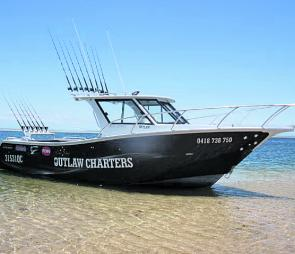 My new 9m boat allows up to 8 crew to get out amongst some of the best fishing the south east has to offer