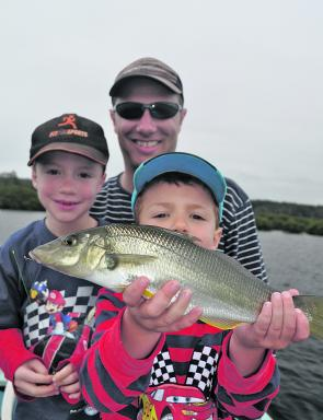Whiting are a favourite around Tathra either in the estuaries or off the beach.