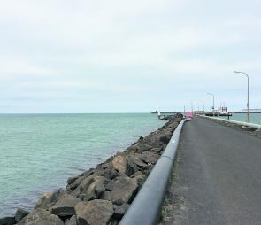 The Lee Breakwater has been producing great catches and is an ideal location this month.