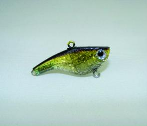 The new MF40 lure from Berkley is sure to catch some great fish this winter.