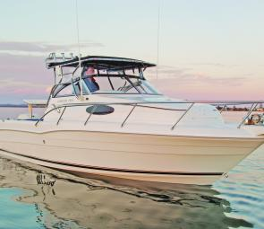 The current rig is a Cruise Craft 685 Outsider powered by a 225 E-Tec. A new PowerCat 2600 is on the way to give Pleasure Boating members the option of a cat or a monohull.