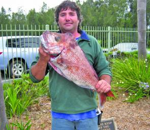 The South Coast is justifiably famous for its snapper.