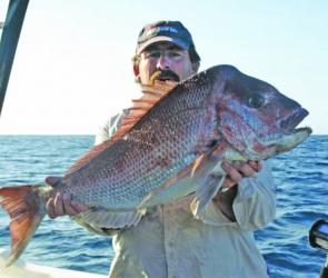 Float lining a pillie is a tried and true method for snapper.