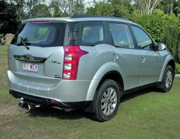 While the Mahindra's styling is different to many other SUVs, features such as ample ground clearance, a very large cargo area and wide doors for ease of entry are all on hand for a prospective buyer to consider.