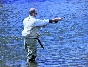 River conditions have been testing to say the least lately, but persistent angling should crack the code.