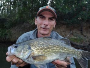 It's not too hard to head out and pin a few bass like this but to consistently do well on bass with surface lures, it pays to adhere to the main points outlined in this article.