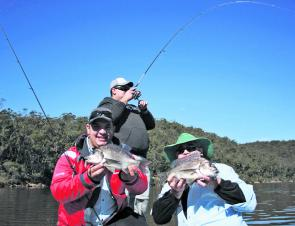 victoria tidal water fishing guide
