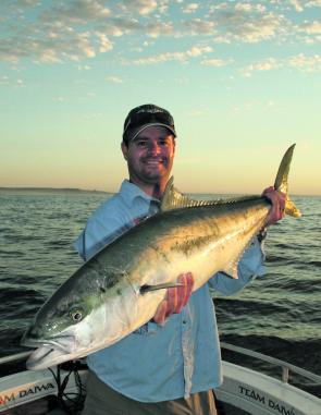 January is kingfish time for the dedicated.