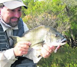Snag fishing for bream is back in full swing, but don't expect to win every battle.