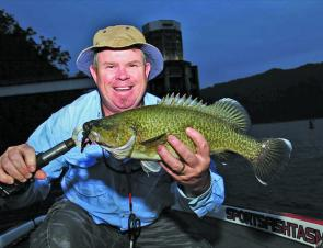 Low light situations are perfect for cod – easier on the angler too if it is hot.