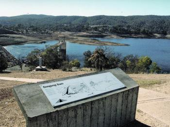 Canberra's drinking water supply reservoir, Googong, is a splendid recreational fishery experiment and is currently yielding some large Murray cod, golden perch and redfin. There are no carp in the reservoir.