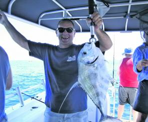 There are plenty of options offshore this June, including this pennant fish.