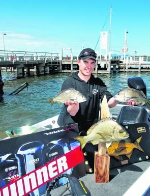 Steve Parker dominated at the Humminbird BREAM Grand Final, winning breaming fishing's biggest event 1.83kg.