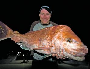 Fishing the Top End during the early snapper snapper season can result in some cracking fish as Gawaine Blake displays.