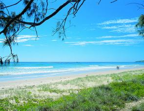 Coffs Coast beaches.