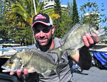 Ross Cannizzarro was as consistent as ever, finishing second at Berkley presented Gold Coast round of the Costa BREAM Series.