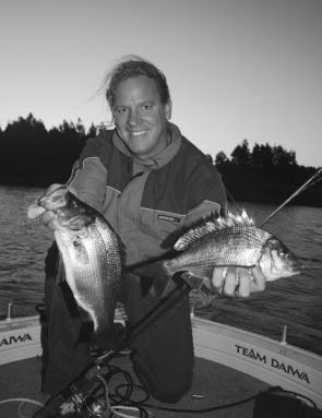 The Hopkins River has been producing some quality bream and estuary perch.