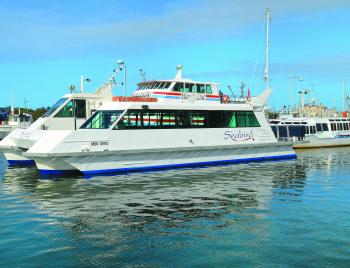 Gippsland Lakes are a huge body of water and there is no better way to check it out and learn more about the area than on one of the cruises available.