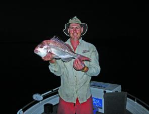 The Passage has amazing reef fish available, such as this snapper.