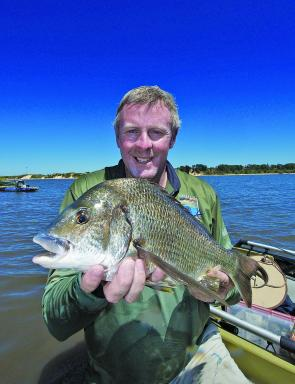 Dave Hedge nailed the fish at Marlo to finish second and claim a berth in the Grand Final.