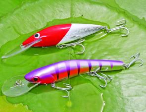Joll's Lures are built tough and unless you are fishing very serious drag in ultra tight water you will be unlucky to straighten these hooks.