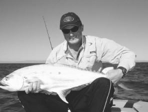 Some good queenies are about at the moment in the Burnett River. Get them early or late in the day on lures and livebaits.