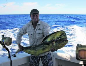 Mahi mahi are a sensational fish to chase. They look amazing, fight super hard and come up superbly on the table. One of the great all round fish found offshore.